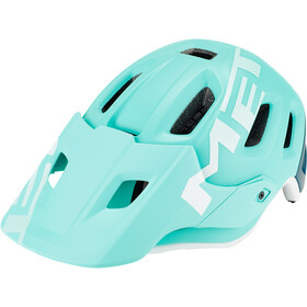MET Roam Helmet matt water green/blue